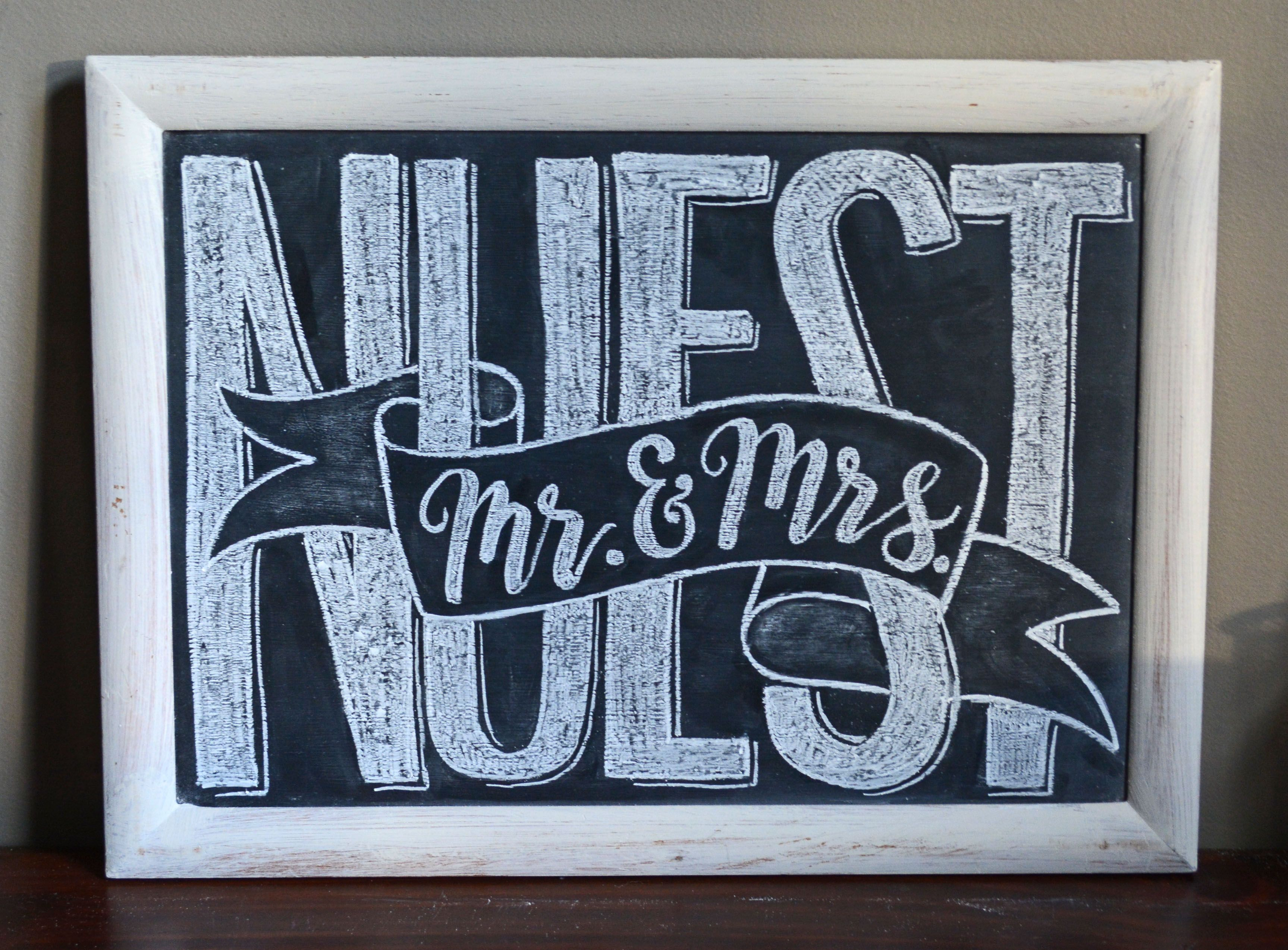 47++ Wedding wall decor signs info