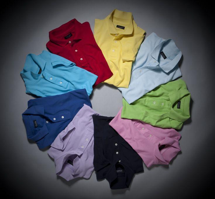 Men's Polo Shirts - Still Life Fashion Photography by Liz Henson Photography