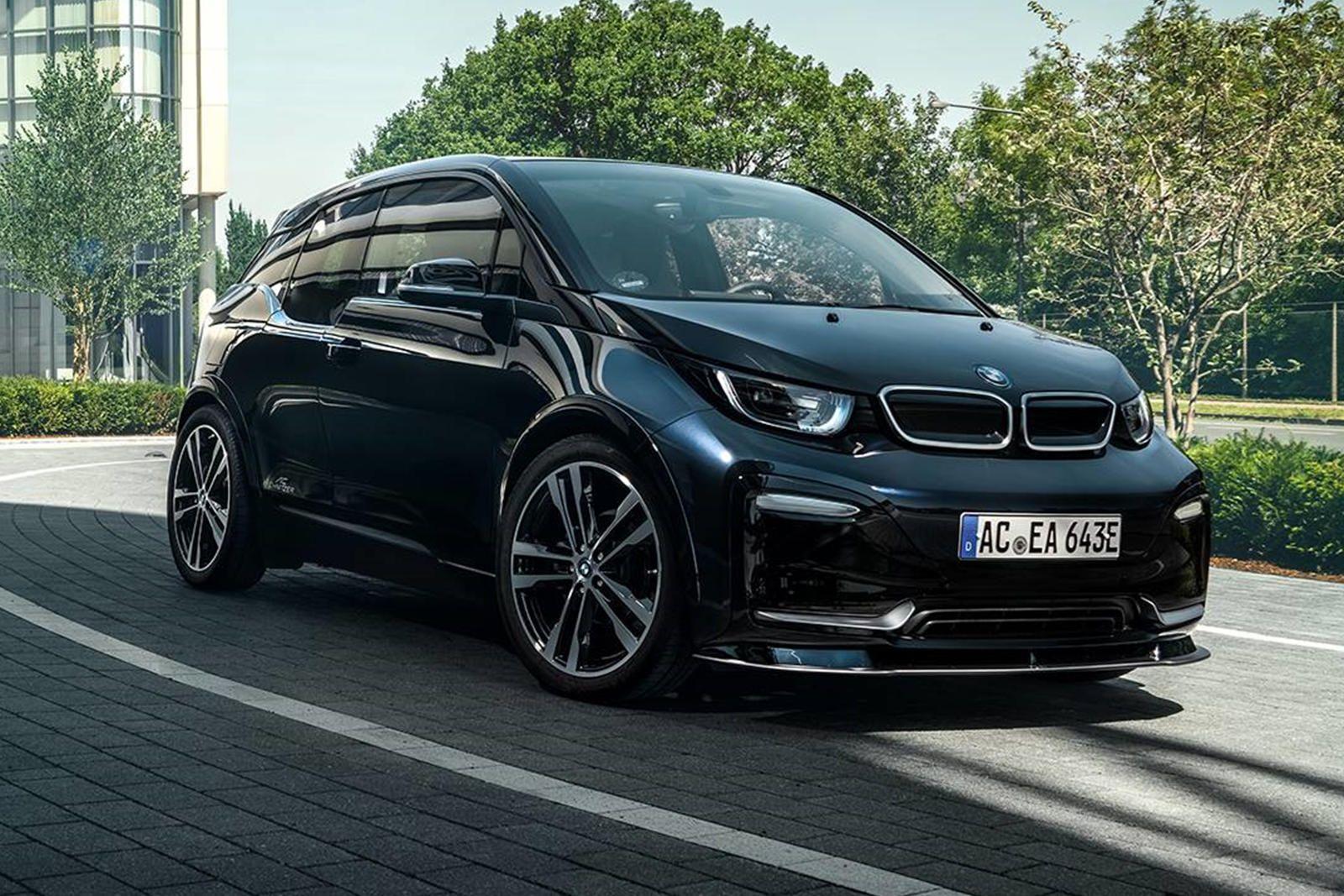 Ac Schnitzer Give Bmw I3s Sporty Appeal Bmw I3 Bmw Bmw I3 Electric