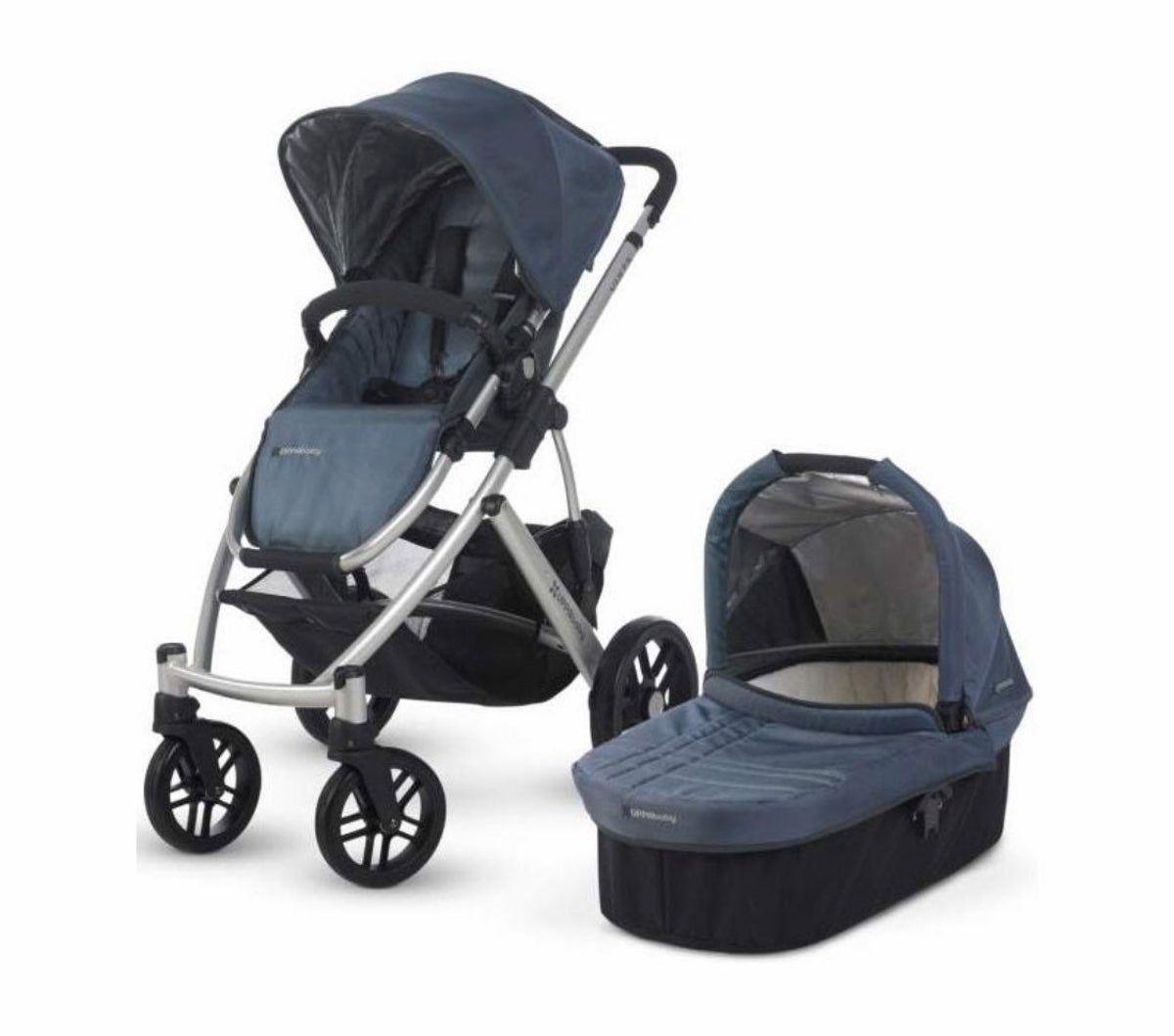Uppa Baby Vista 2012 Navy stroller Baby Club online baby