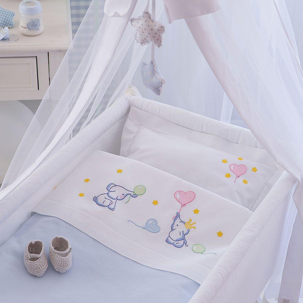 Pin di nina teixeira su embroidery baby embroidery baby for Disegni punto croce per lenzuolini neonati