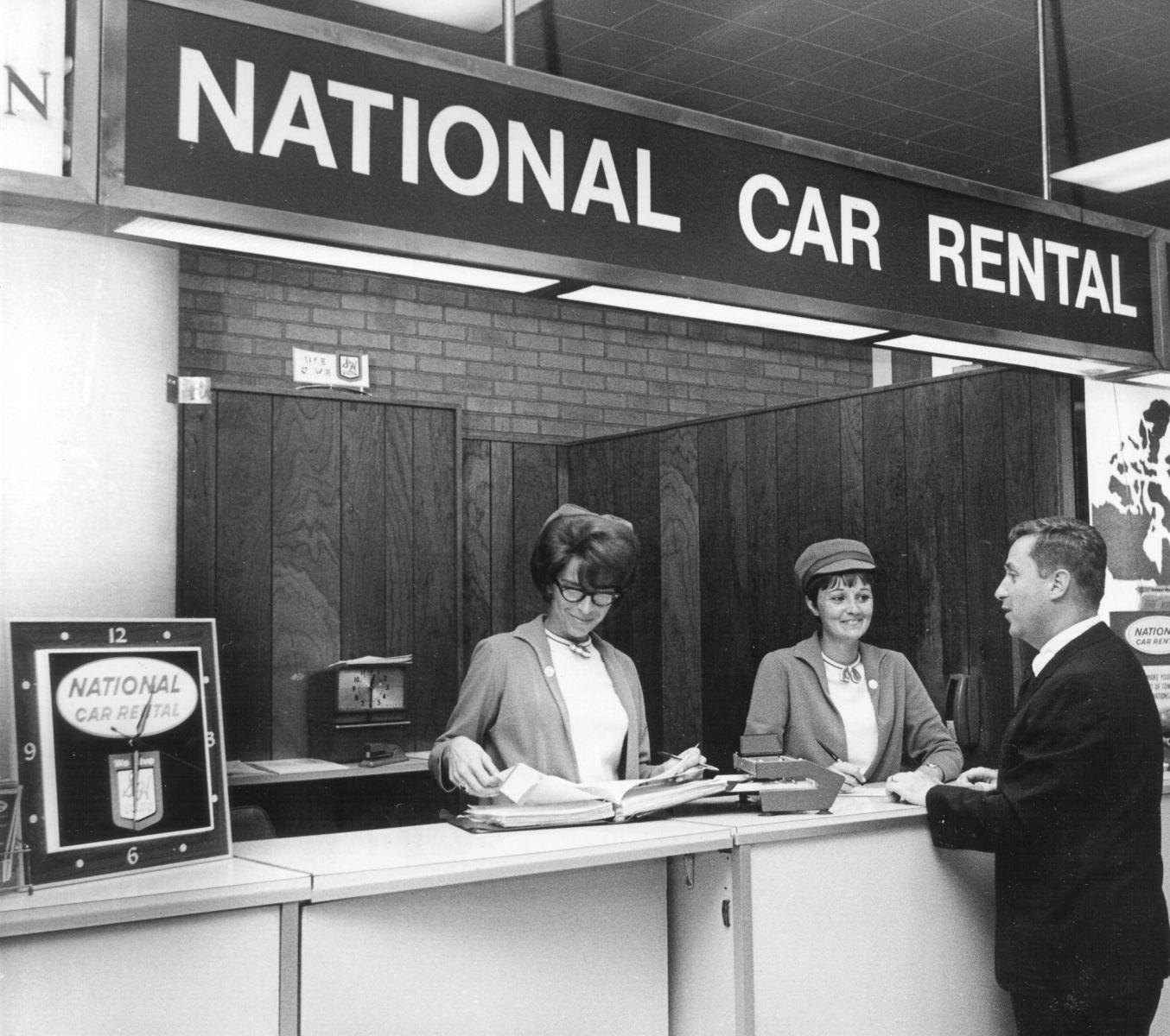 Teamster History Visual Timeline National car, Job page