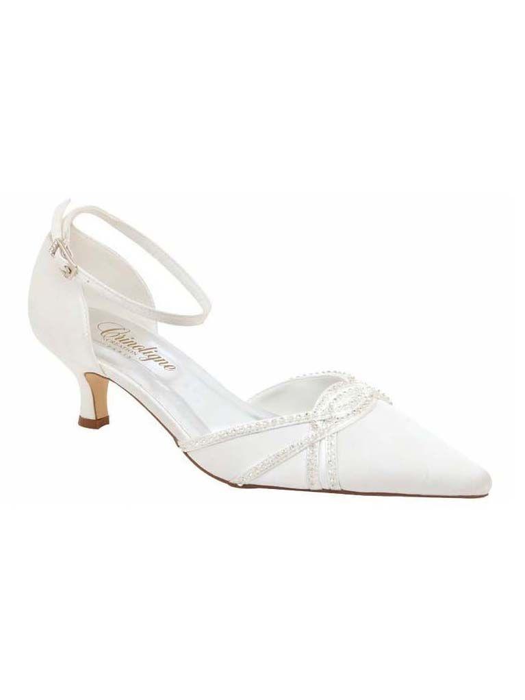 zapato de crinoligne (lenny), categoría novia #wedding #bodas #boda