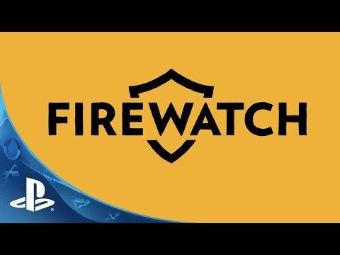 Sony E3 Press Conference - InsertCointoBegin.com FIRE WATCH  This game looks interesting. This is one of those indy games that are jumping to consoles and it damn near gorgeous and looks interesting. To me, this looks like something that you would see in The Stanley Parable, where there's no real action but an amazing story to get you hooked.