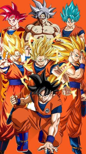 Dragon Ball Aesthetic Wallpaper