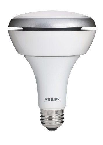 20 Philips 423798 13 Watt 65 Watt Br30 Indoor Soft White 2700k Flood Led Light Bulb Dimmable By Philips Http Www Led Light Bulb Light Bulb Led Lights