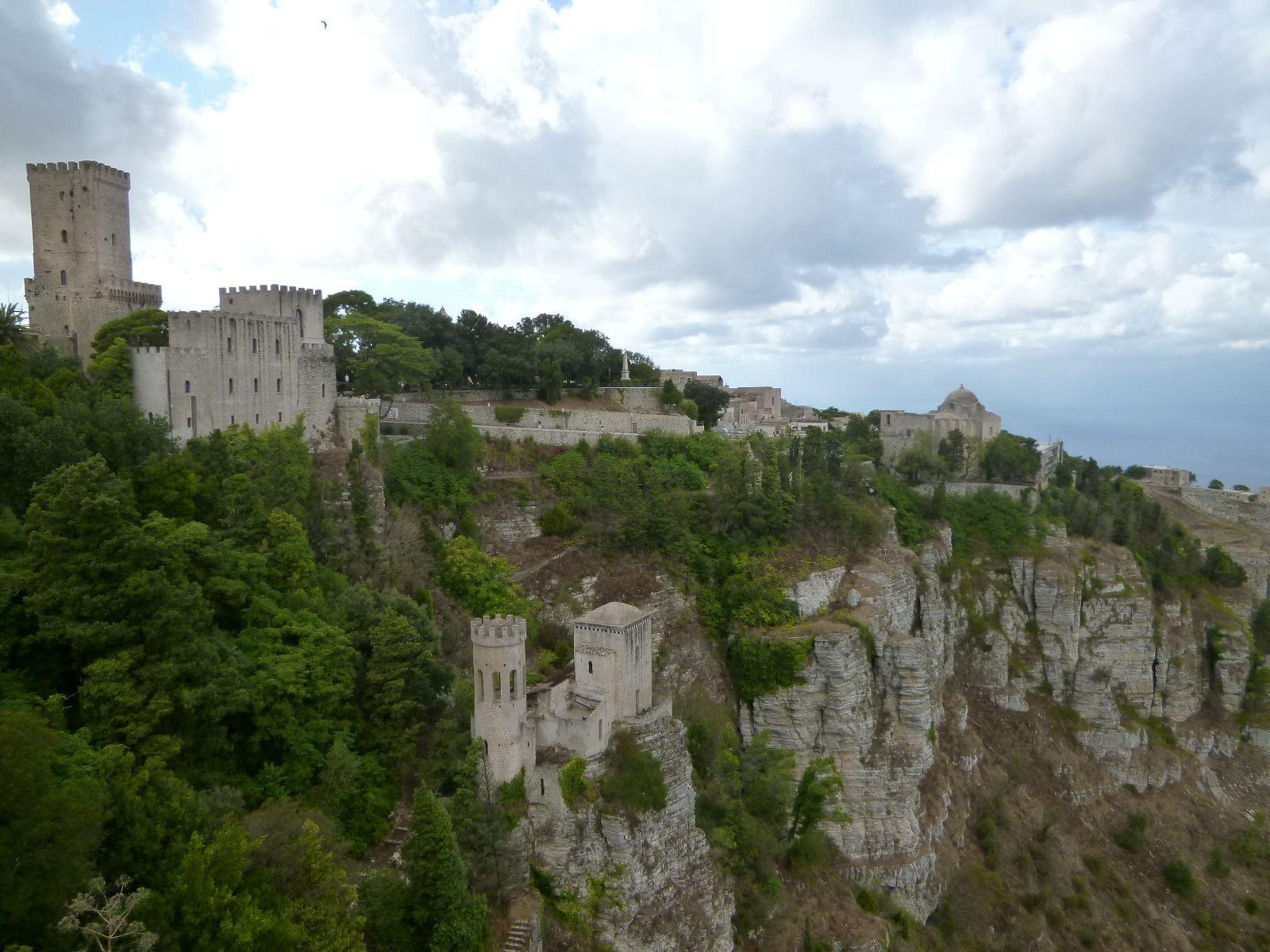 """""""Castello di Venere"""", Erice Sicilia"""