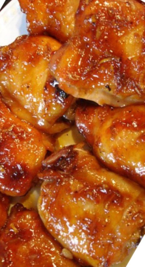 4 Ingredient Sweet And Tangy Chicken Recipe Cooking Recipes Chicken Chicken Recipes