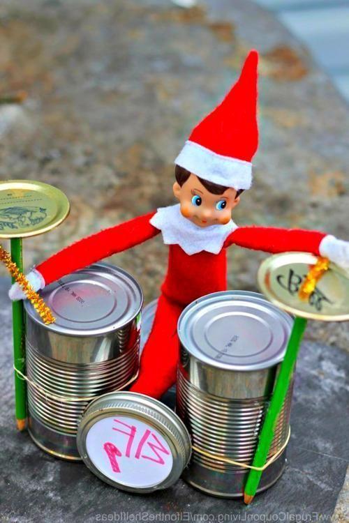 Most recent Pictures Elf On The Shelf – Elf On The Shelf Ideas Funny - Water  ...,  #Elf #Fun... #naughtyelfontheshelfideas
