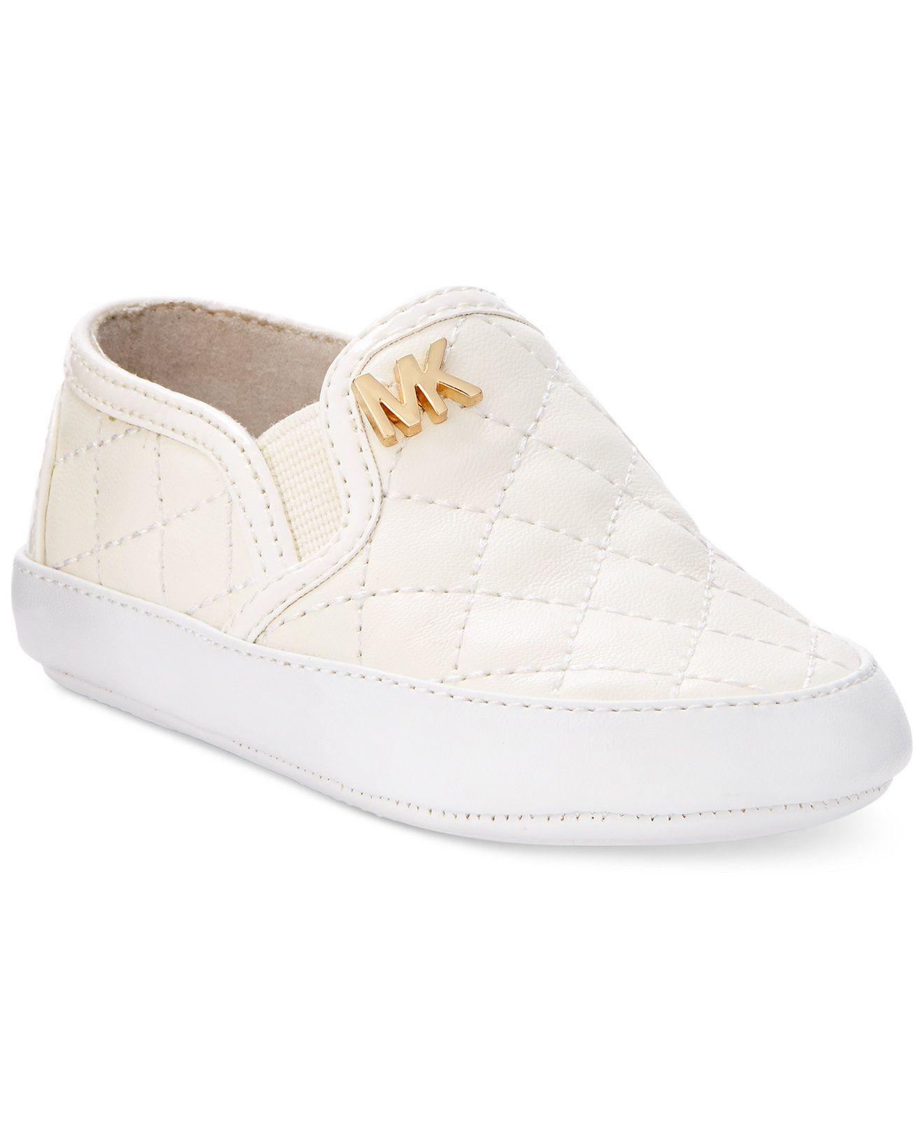 Michael Kors Baby Girls Iris Sage Sneakers Shoes Kids
