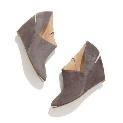 Felicia Wedges by Belle by Sigerson Morrison