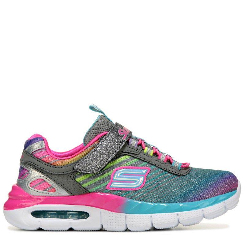 604ffea67041 Skechers Kids  Air Appeal Sneaker Pre Grade School Shoes (Grey Multi)