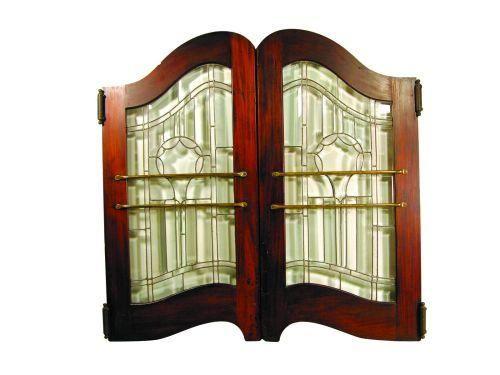 19th century saloon doors