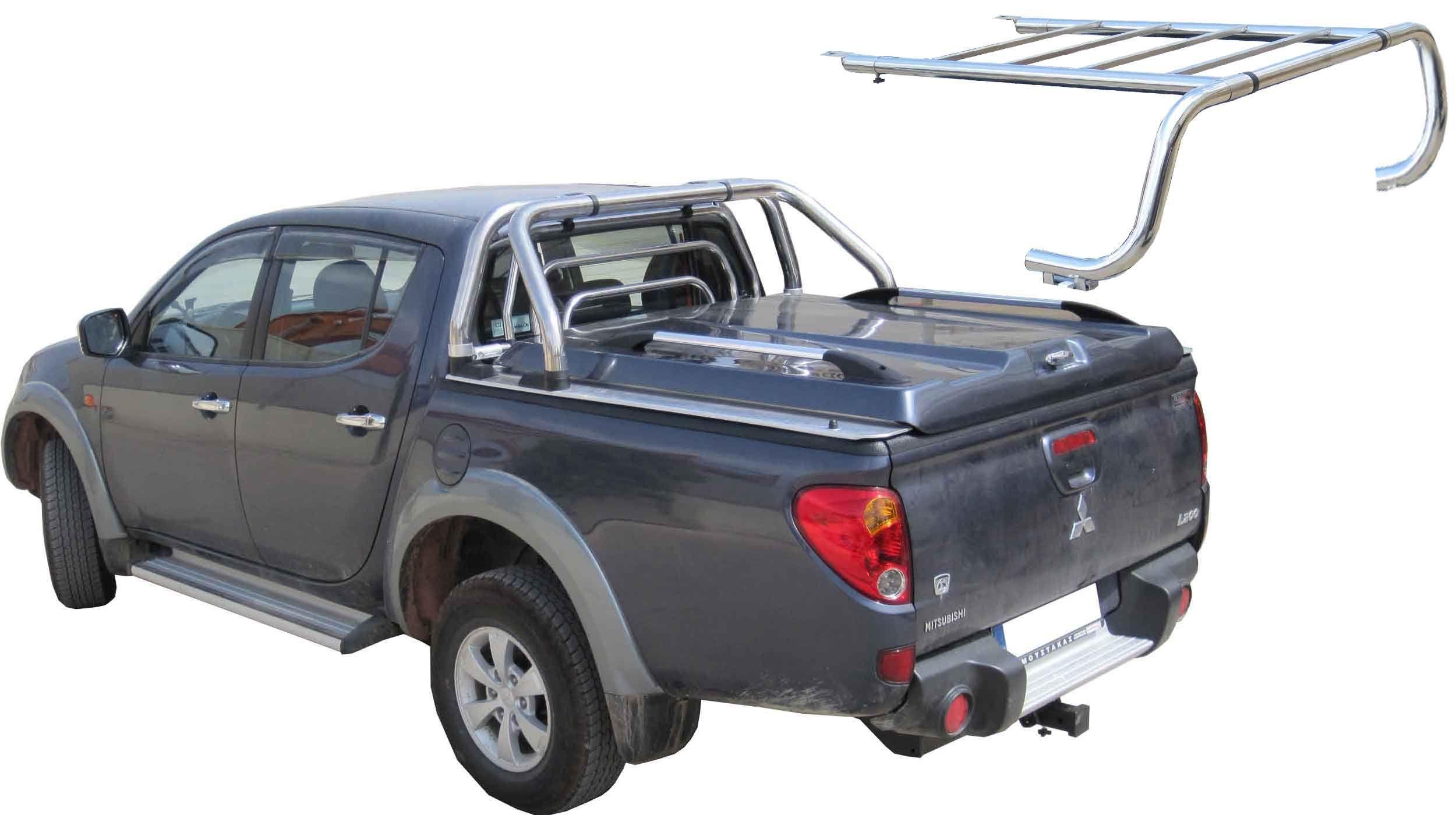 Roof racks & Roof rails Mitsubishi L200 (Triton) 2006