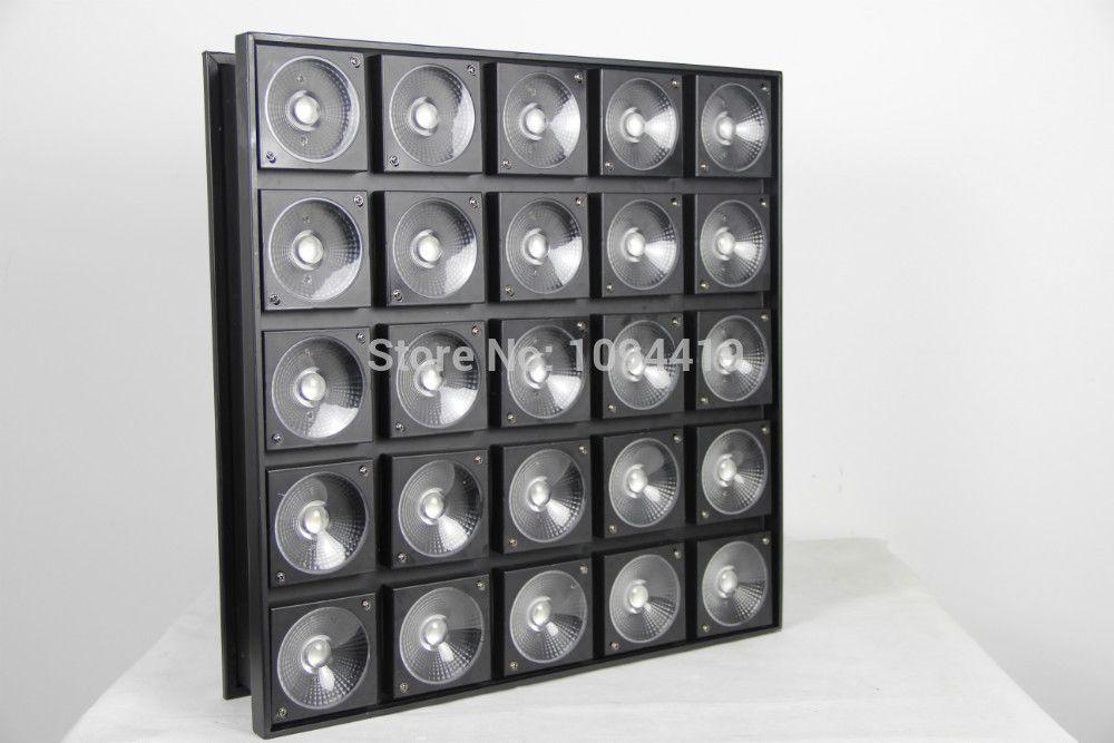A- 1X innovative products Tri color 25x30w rgb led matrix
