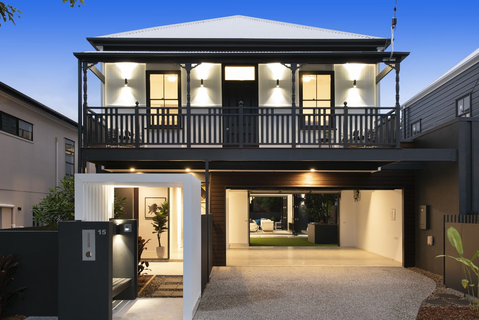 4 bedroom house for Sale at 15 Bailey Street, New Farm QLD