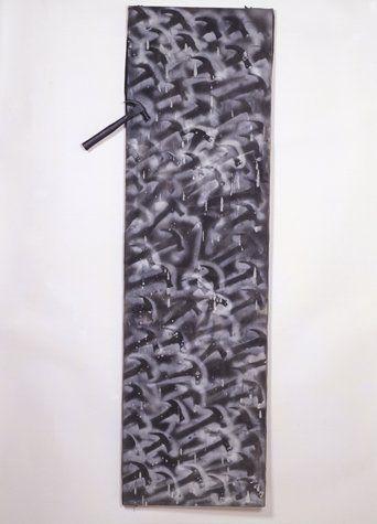 Hammer Noises (1962) Jim Dine.