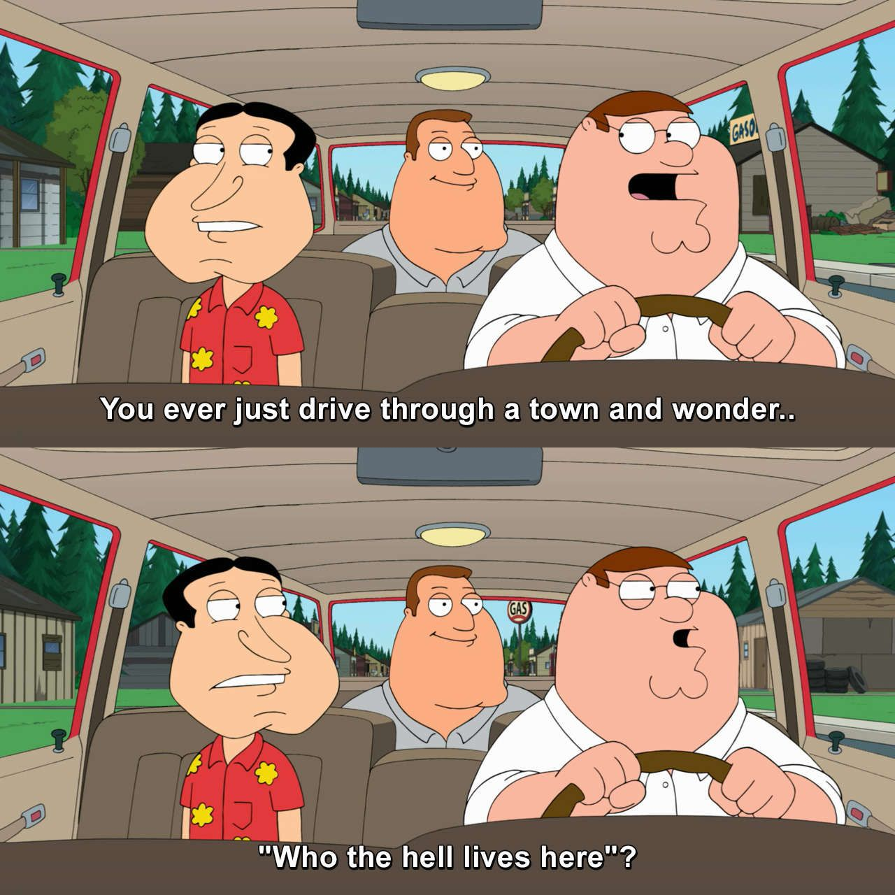 Family Guy Joes Revenge Petergriffin Familyguy Joesrevenge Lmao Joke Family Guy Funny Family Guy Quotes Family Guy