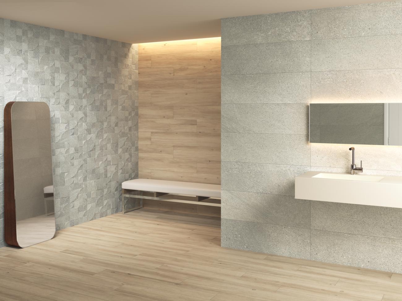 Afbeeldingsresultaat voor keramisch parket badkamer | Tegels ...