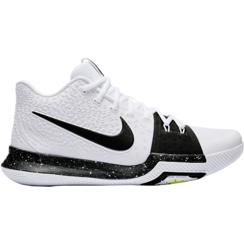 new concept b4a35 3b217 Nike Men s Kyrie 3 TB Basketball Shoes, Size  9.5, White