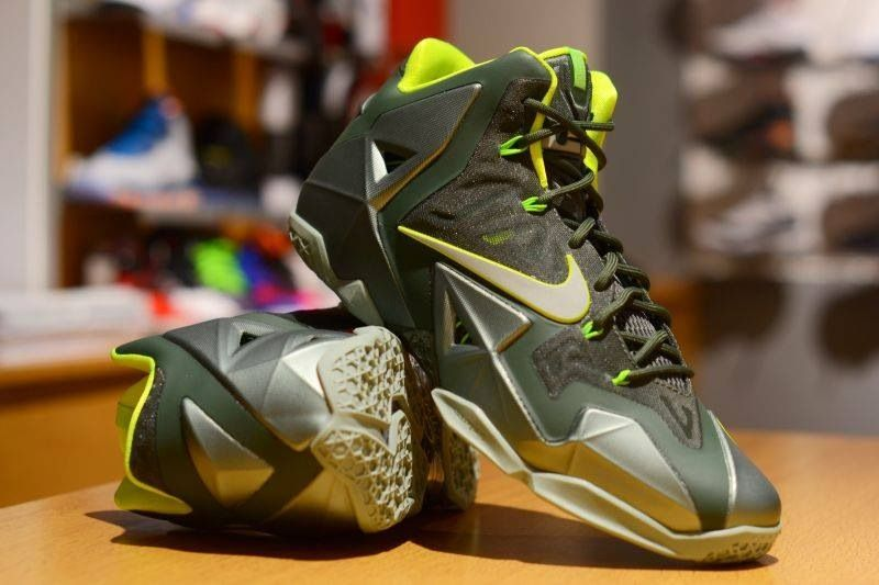 Lebron XI Dunkman (With images)