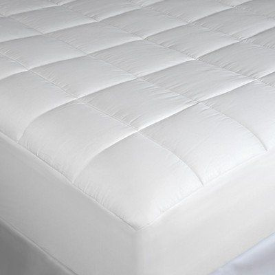 Cocona 400 Thread Count Mattress Pad Size Queen By Outlast 8799