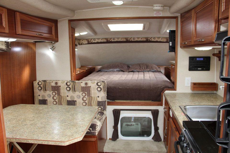 Truck Camper Interior Colours Northern Lite Manufacturing