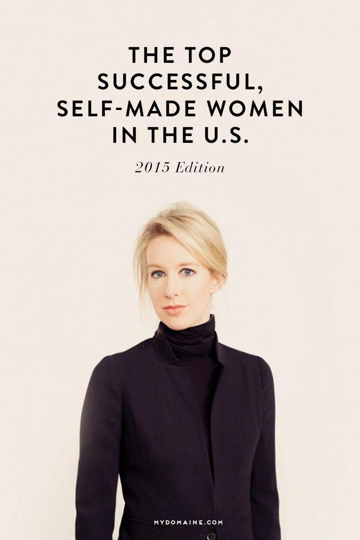 What Motivates Top 12 Successful Women Entrepreneurs