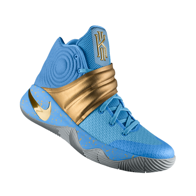 best authentic ba6ca c8299 Kyrie 2 iD Mens Basketball Shoe