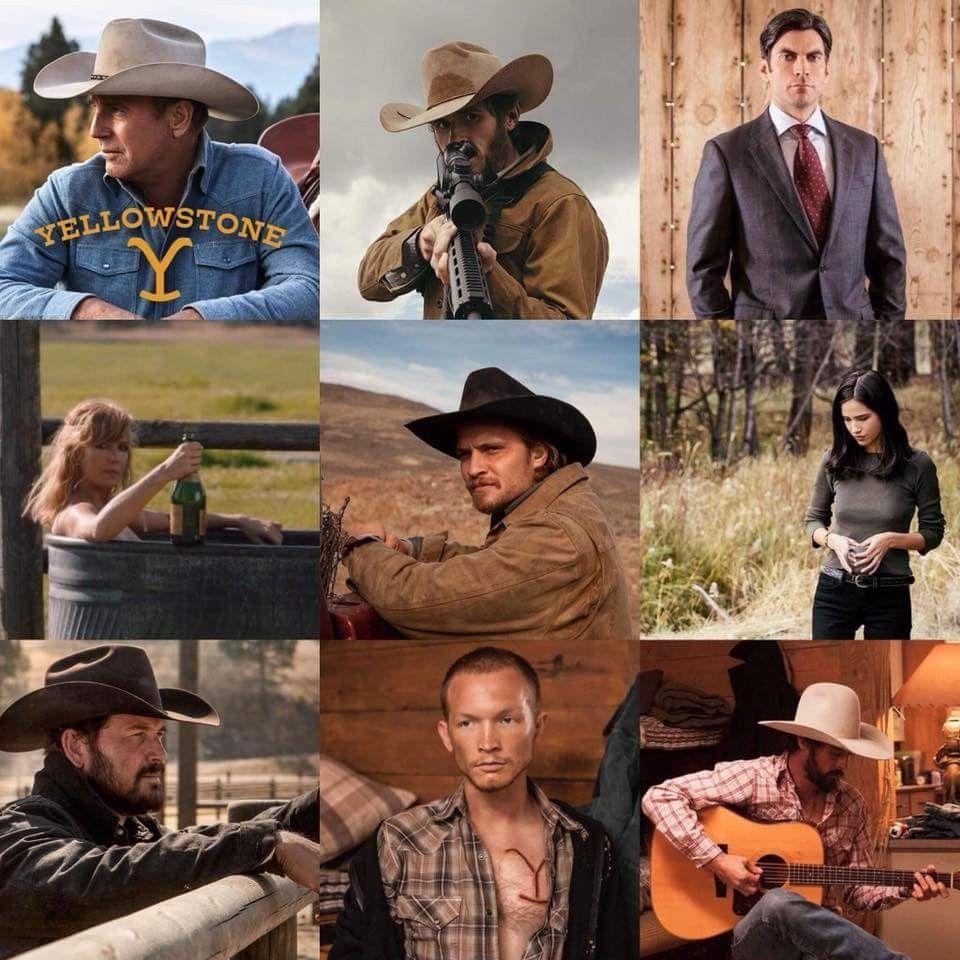 Pin By Daniela Festa Ferreira On Yellowstone Tv Series Yellowstone Series Yellowstone Tv Series