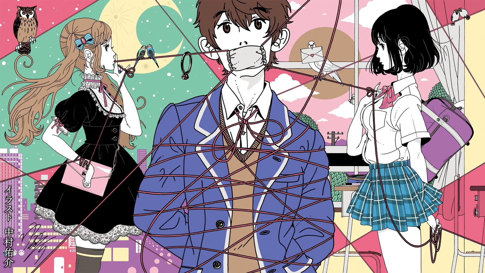 Koi To Uso Episode 11 Anime Artist Pop Artist