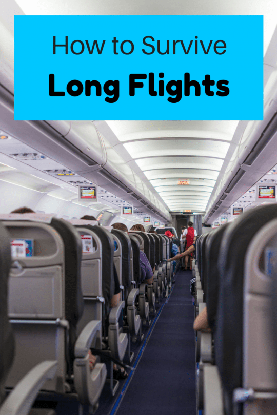 The ultimate guide on how to survive a long flight in economy  what to wear carryon bag essentials and other longhaul flight tips