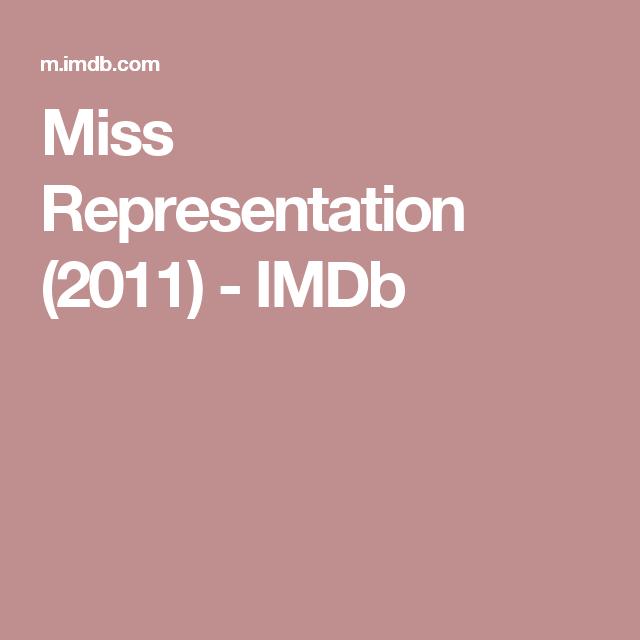 Miss Representation (2011) - IMDb