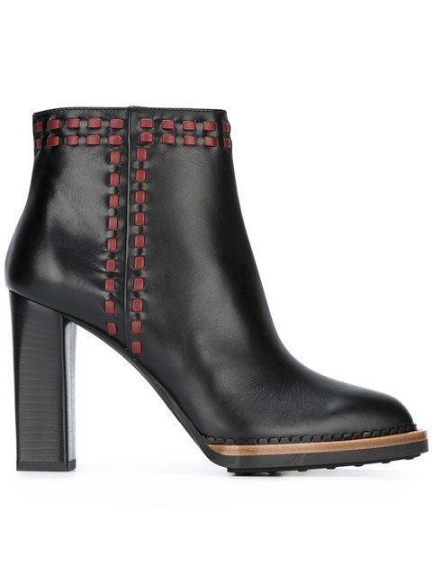 outlet get to buy Tod's hight ankle boots cheap browse SyPuRHAI