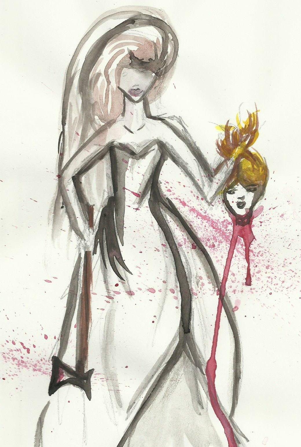 Decapitating Bride