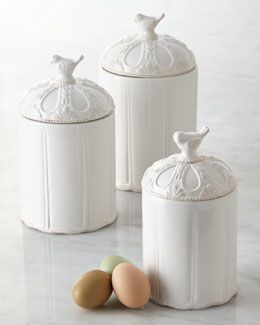 Available Exclusively At Toscano Interiors Www.toscanointeriors.com White  And Rustic Accents. Bird