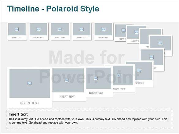 Various Blank Timeline Templates / Free Printables - Resume Samples
