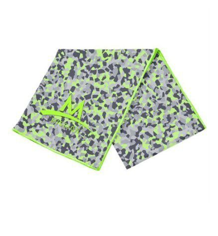 Mission Enduracool Cooling Towel Large Vis Green Speck 13 X