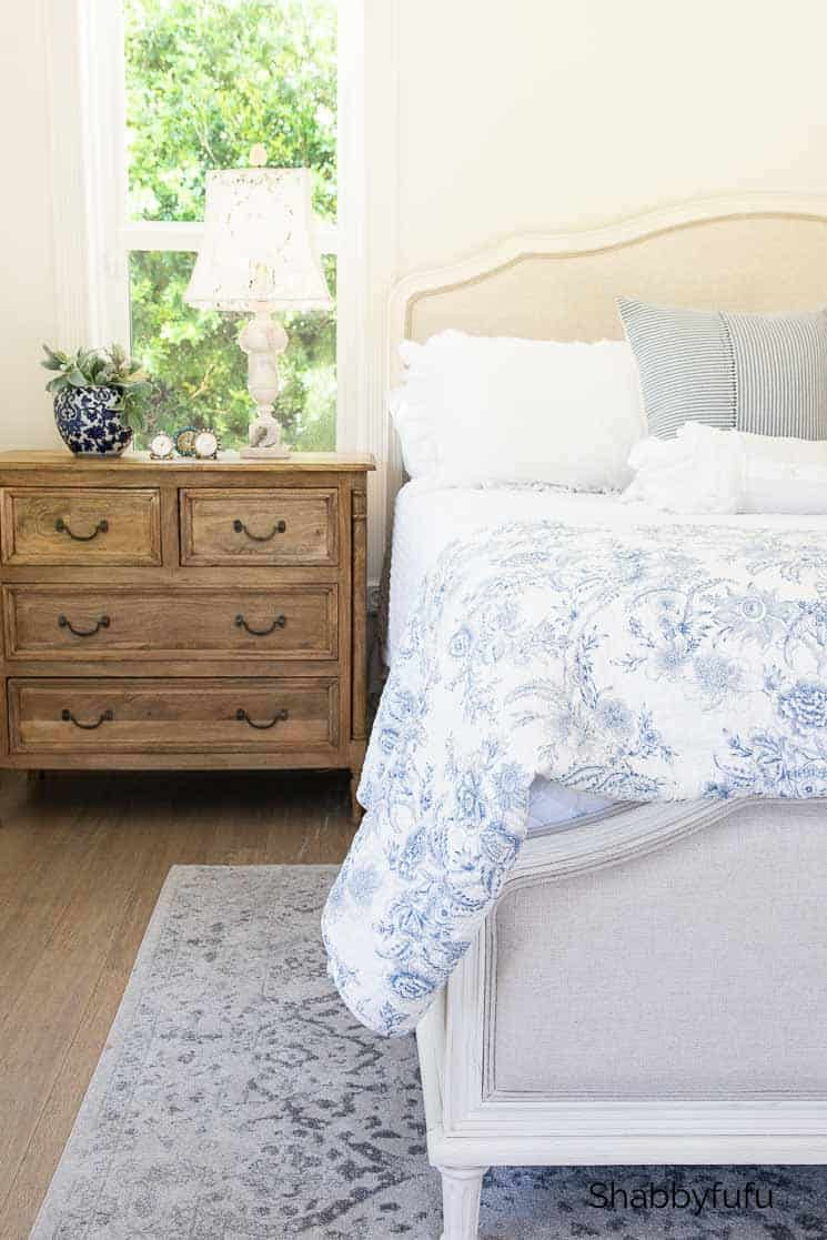 Photo of Summer Bedroom Tips – Soft French Country Style – shabbyfufu.com