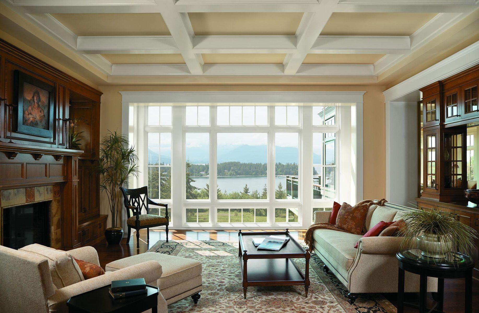 Beste Glamourösen Wohnzimmer Fenster Design Ideen Für Ihr Zuhause ...