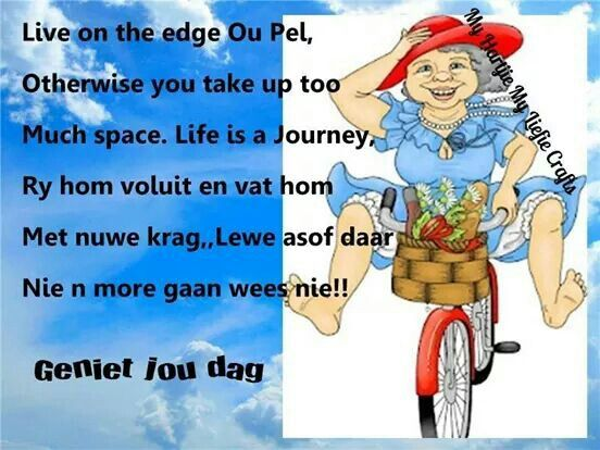 Net So Living On The Edge Day Wishes Life Is A Journey