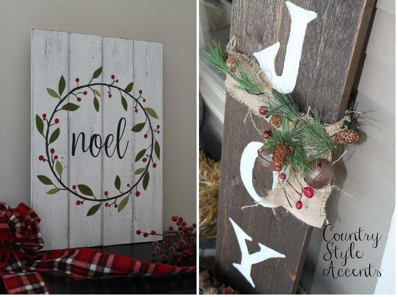 Solo con una tabla de madera puedes crear un cartel para - Decorar tabla madera ...