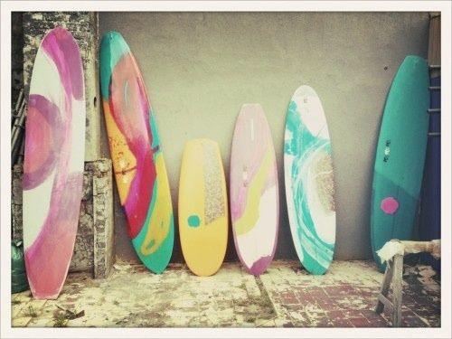 2ee77e2b38 saltysliders.com - Popsicle Quiver   atlas fm   Surfing, Surfboard ...