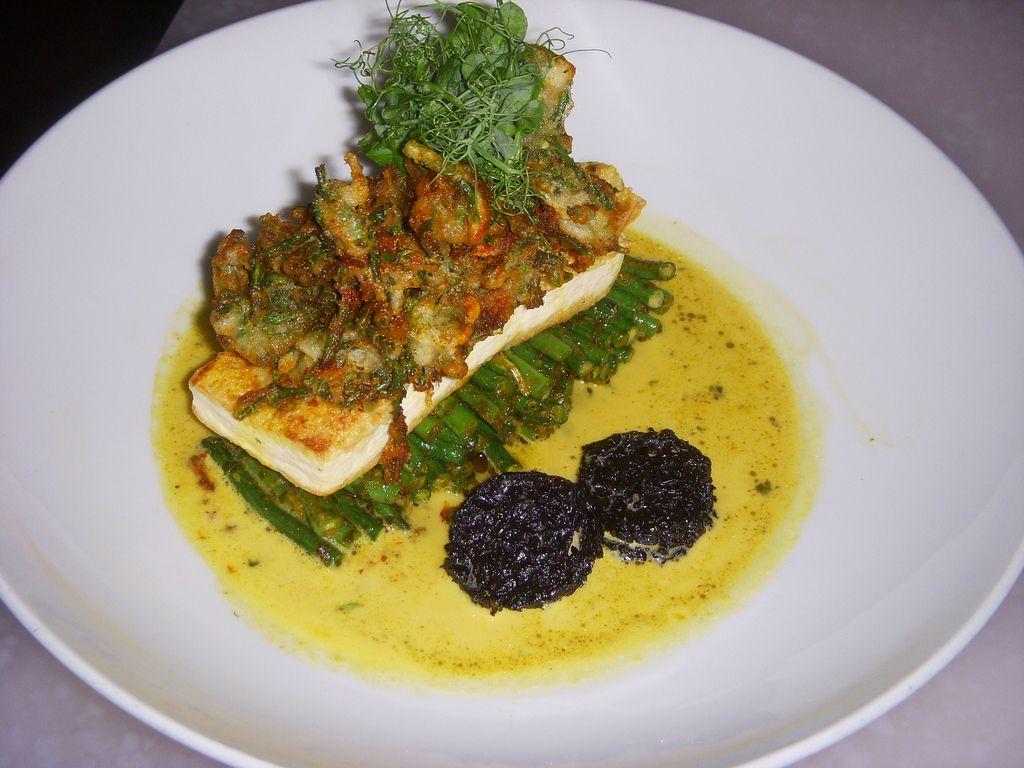 Beans Entree At The Best Veganvegetarian Restaurant On Earth Dirt