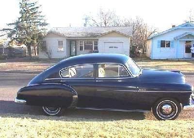 1949 Fleetline Chevrolet, Chevrolet impala, Retro cars