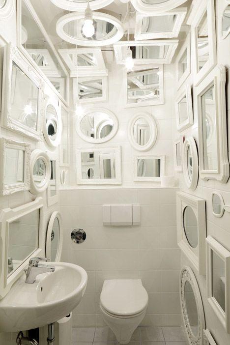11 Idées deco wc super cool | Gäste wc, Verrücktes und Gast