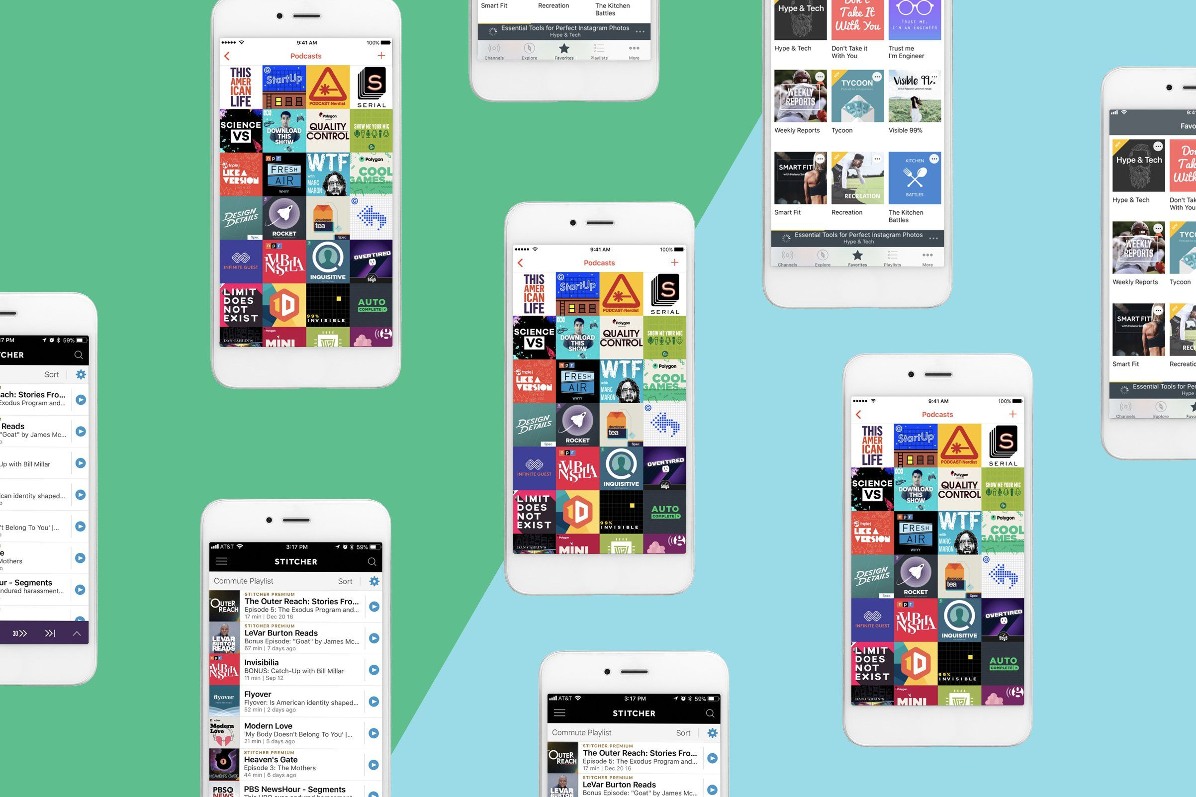 The 5 Best Podcast Apps For Android and iPhone Podcasts