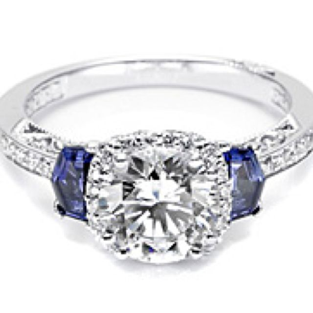10th Anniversary Ring Yes Please Tacori Engagement Rings