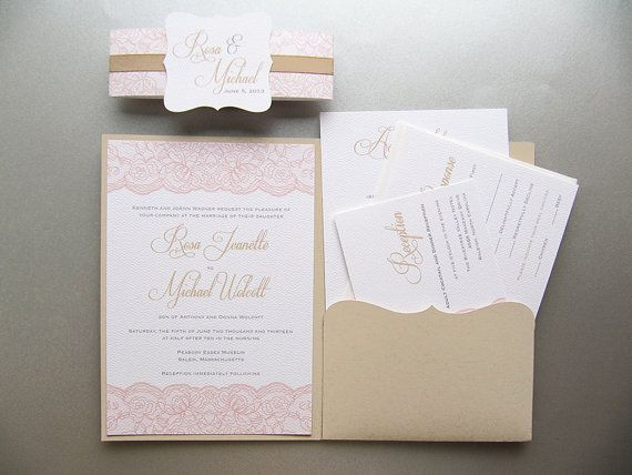 Wedding Invitations In Bulk: ***The Listing Price Is For SAMPLE Only. Please See Below