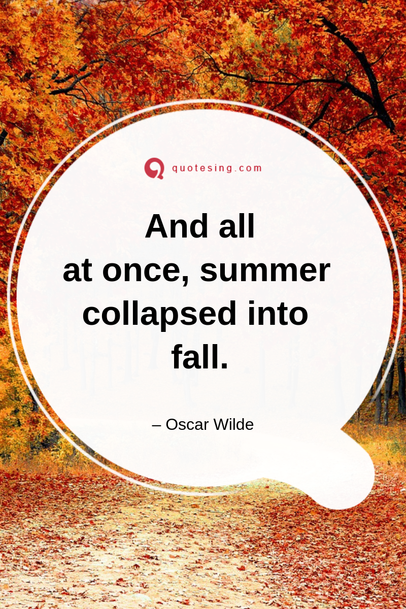 spirit of the autumn breeze lovely autumn quotes end of fall